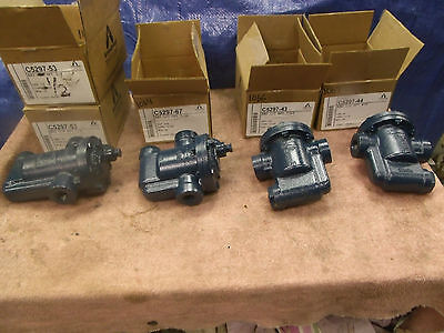 Armstrong Inverted Bucket steam trap C5297-53 C5297-67 C5297-43 C5297-44 New