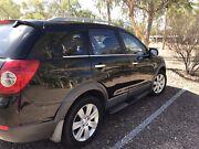 Holden Captiva LX Alice Springs Alice Springs Area Preview