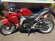 Honda CBR250R 2011 (LAMS) ABS Motorcycle Burnie Burnie Area Preview