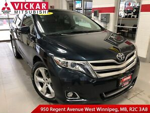 2015 Toyota Venza V6/limited/awd/navigation/sunroof/power seats