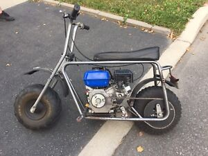 Baja dirt bug mini bike db30