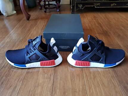 Sale NMD XR1 OG Black White Red Blue Online, Best NMD R1 on Sale