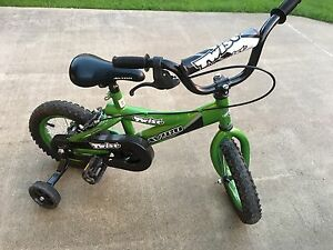 "12"" bike with training wheels"