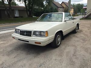 1986 Dodge 600