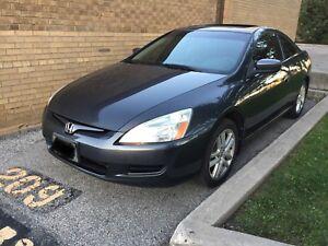 2005 Honda Accord EX V6 manual $3000 OBO
