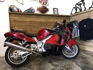 2000 SUZUKI HAYABUSA Bowen Hills Brisbane North East Preview