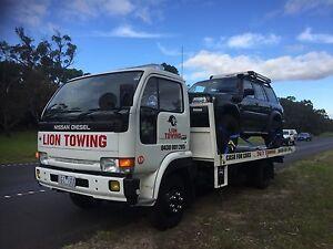 Towing service. (Tilt tray) 0 Cranbourne Casey Area Preview