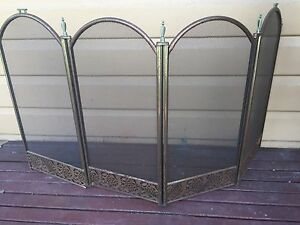 Vintage fireplace screen Hamilton South Newcastle Area Preview