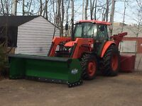 Tractors for Hire