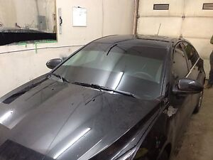 30% off window tinting for first walk per day