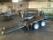 8X5 TANDEM TIL TRAILER 2000KG GVM Mortdale Hurstville Area Preview