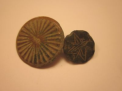 Кнопки BUTTONS 17th CENTURY ANTIQUE BRONZE