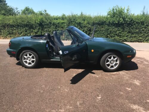 Image of MAZDA CONVERTIBLE MX5 EUNOS AUTOMATIC