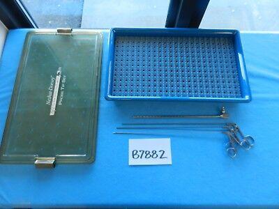Auto Suture Acmi Surgical 2.0 Mini Scope Instruments W Case