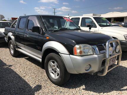 2002 Nissan Navara ST-R 4X4 V6 PETROL