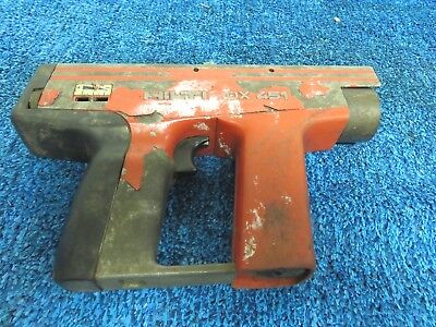 Hilti Dx-451 Nail Gun - Body Only For Part