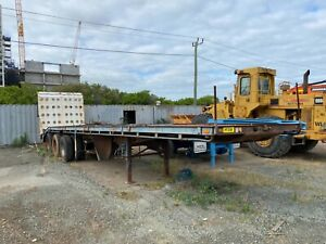 Tri axle trailer Naval Base Kwinana Area Preview
