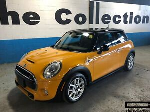 2015 MINI Cooper 3 Door Cooper S w/Essentials Pkg