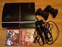 PlayStation 3 & Games!