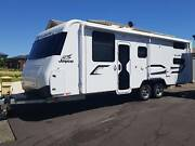 Jayco Silverline Touring 25.78-6 BUNK VAN Sept 2016 Castle Hill The Hills District Preview