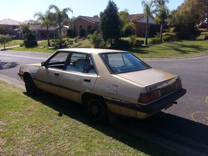 85 Sigma 1 owner - great condition with rego!!!! Minchinbury Blacktown Area Preview