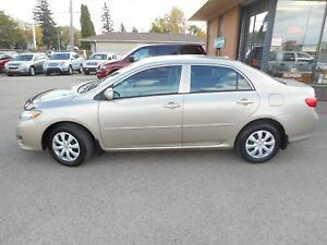 2010 Toyota Corolla CE Gauranteed Approval