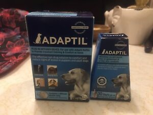Adaptil home diffuser and vial