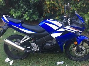 CBR125 Honda Motorcycle Alexandra Hills Redland Area Preview