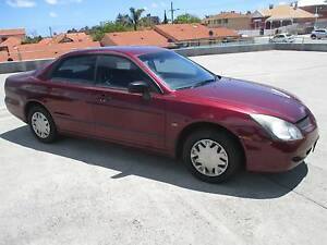 RARE LPG MITSUBISHI MAGNA ES SPORTS AUTO LUXURY SEDAN Victoria Park Victoria Park Area Preview