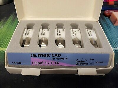 Ips E.max Cad Ivoclar Emax Opal 1 C14 Planmill