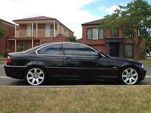 2002 BMW 325Ci Automatic Roxburgh Park Hume Area Preview