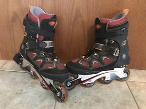 K2 Rollerblades  V02 Max  soft boot