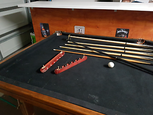 8x4 slate pool table Brookwater Ipswich City Preview