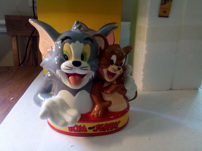 Westland Tom And Jerry Cookie Jar Best Friends