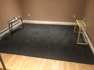 Mini stick arena