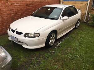 2002 Holden Commodore Sedan VX SS SERIES 2 Rowville Knox Area Preview