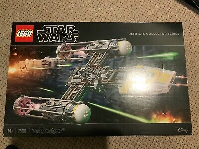 141. Lego 75181 Star Wars Ultimate Collector Series Y-Wing Starfighter