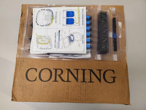 Corning CCH-CS12-59-POORE Splice Cassettes 12 Fiber SC Duplex SM