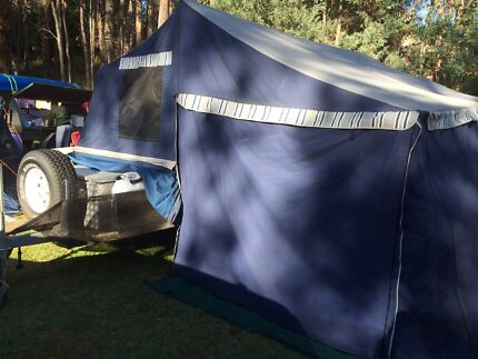 Johnno's Camper Trailer Endeavour Hills Casey Area Preview