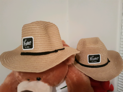 Two new Coopers Beer Hats Summer Unique