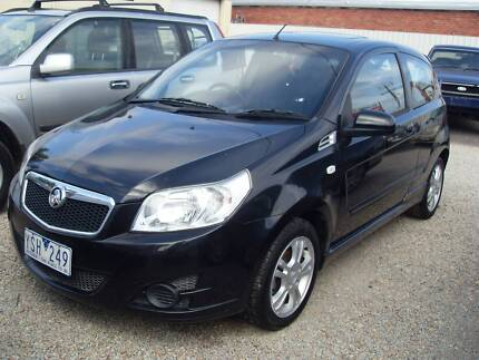 2010 Holden Barina 3 Door Manual Hatchback Mooroolbark Yarra Ranges Preview