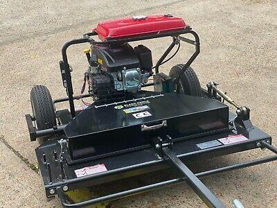 ATV Black Tools Sickle mower / Finishing Mower / Black Tools GNR-120 key start