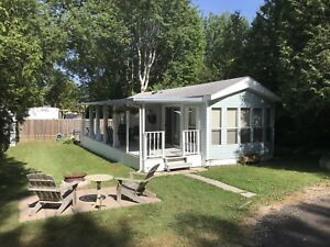 Park villa located at Fairview trailer park lMeaford on