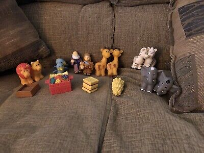Replacement Animals That Go To Fisher Price Noah's Ark