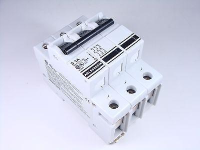 3gu1 Altech Corp Abl Sursum Circuit Breaker 1a 3 Pole 480y277v 15.061u G1a