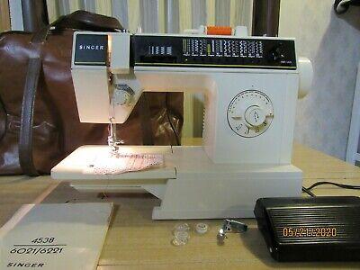 Singer Model 6221 C Free Arm Zig Zag Sewing Machine