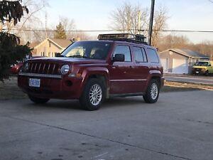 Jeep Patriot 4x4 north edition