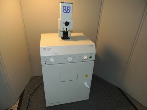 Epi Chemi II Darkroom/ Bio Chemi Cooled Camera BioImaging Systems