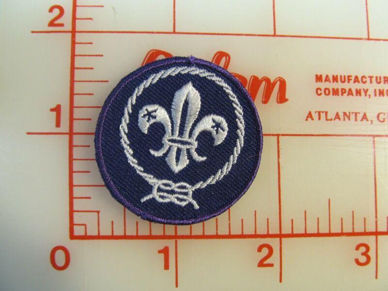 Universal World Scouting Emblem for uniform patch (m3)
