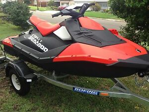 NEW Sea Doo spark 2016 Gymea Bay Sutherland Area Preview